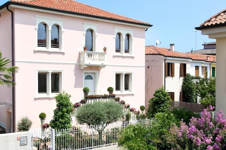 B&B Villa Rosa Padova center-WIFI