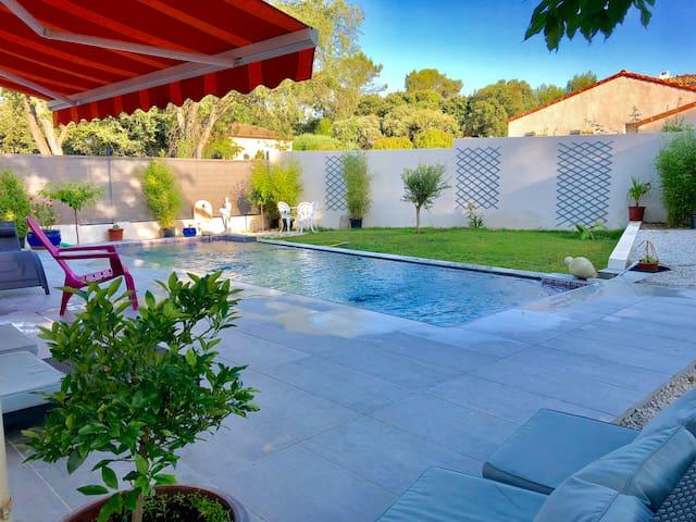 Villa Saphir «Charme et Confort vacances rêves»:)