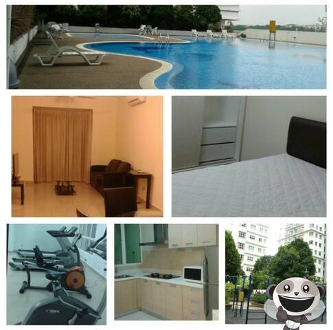 Middle room - Subang Jaya - Apartamento