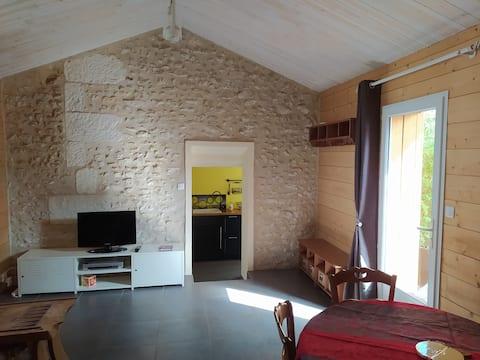 Gîte (4) proche Chenonceaux, Beauval et Amboise