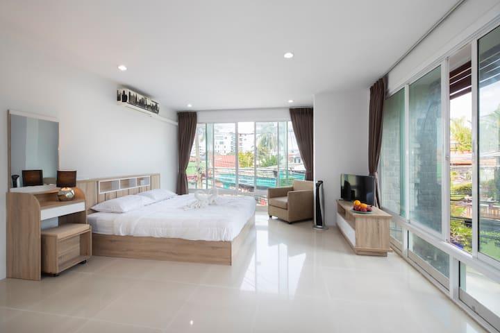 Big Bedroom near Nai Harn Beach - SALA 1