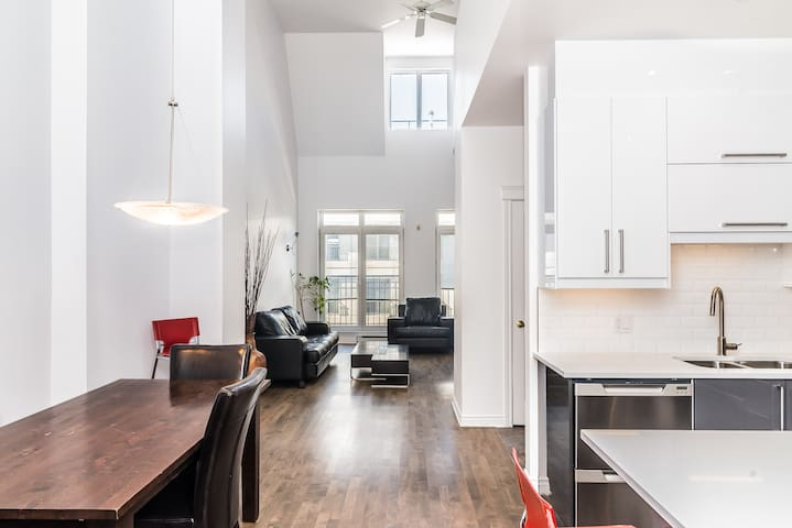 Perfectly located in Old Montreal - Montréal - Appartement