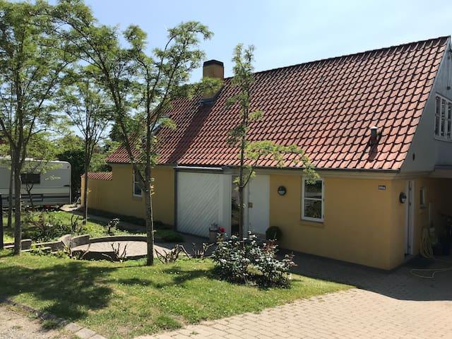 House close to Aarhus.
