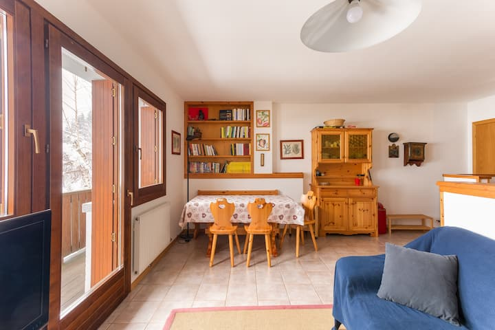 Cozy apartment near Dolomites