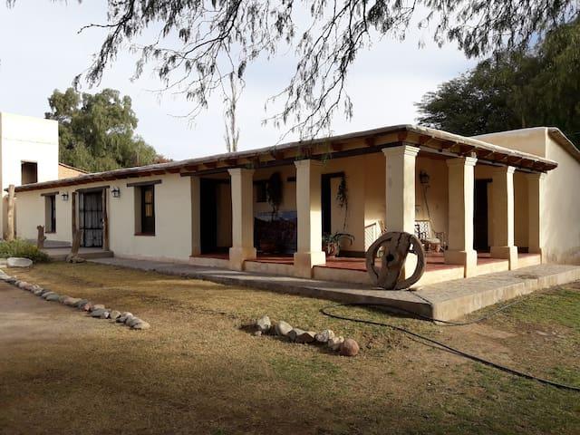 Hosteria La Enramada - Fca Montenieva  - Seclantas