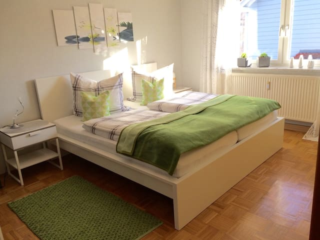 Gästezimmer im Unterallgäu