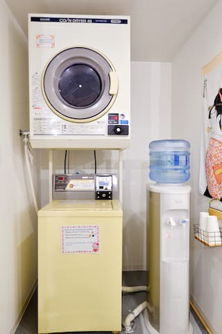 Female only dormitory! Cozy clean guest house★ - 大阪市北区 - บ้าน