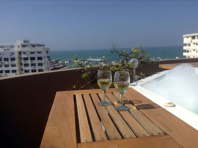 ALL INCLUSIVE LUXURY PENTHOUSE IN SALINAS