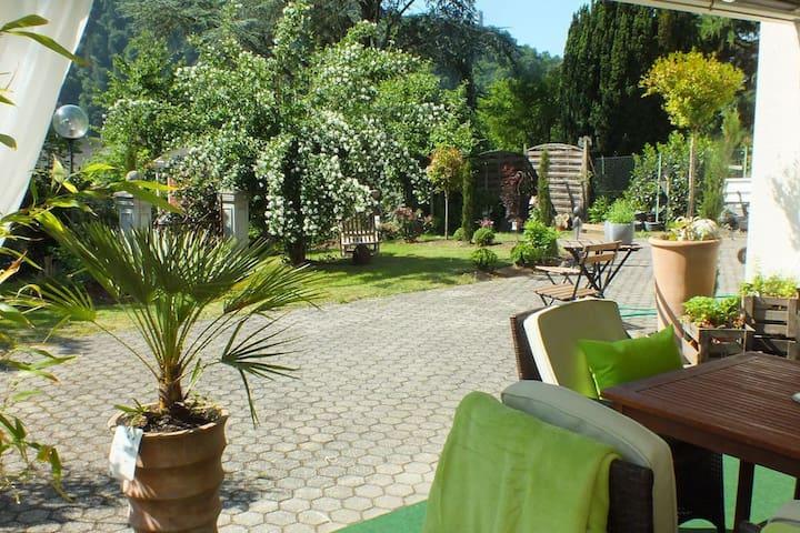 York Cottage Garden - Traben-Trarbach - Apartamento