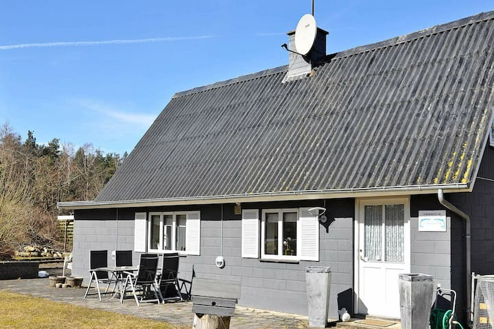 Enticing Holiday Home in Silkeborg with Terrace