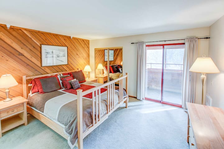 AC226 - Newly Remodeled Unit - Mammoth Lakes - Apartment