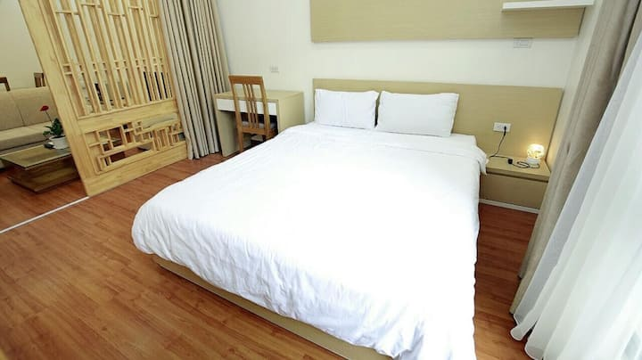 Serviced apartment at Ba Dinh
