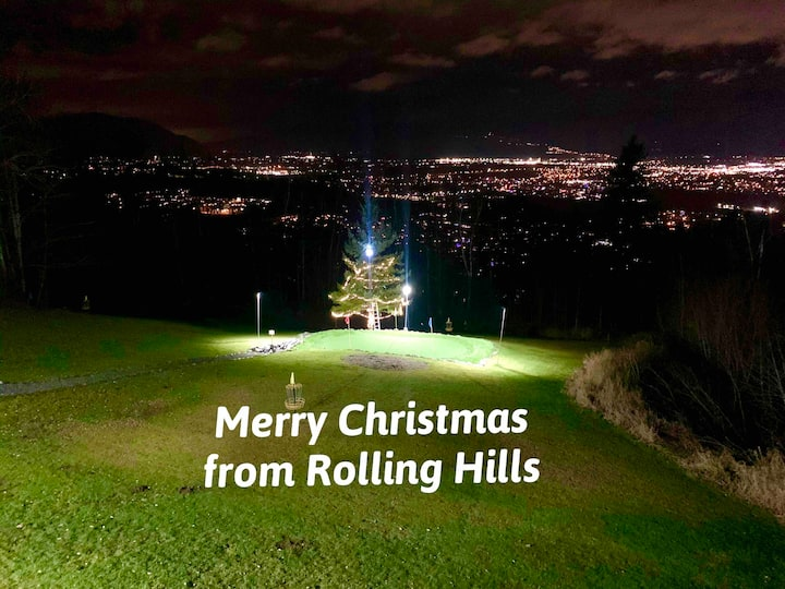 RollingHills-4acre/HotTub/Arcade/Theatre/NightGolf