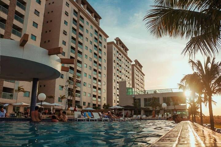 Apartamento Completo Salinas Park Resort