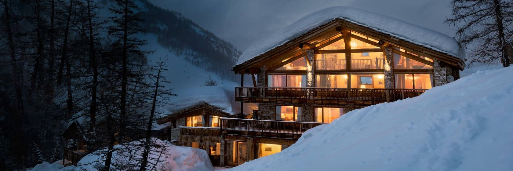Luxury rentals in French Alps