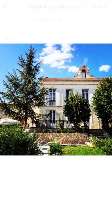 la Villa Saint Marc B&B