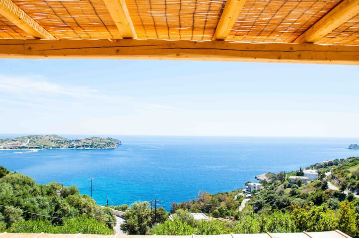 VILLA VON SOPHIA//The Best View You Have Ever Seen