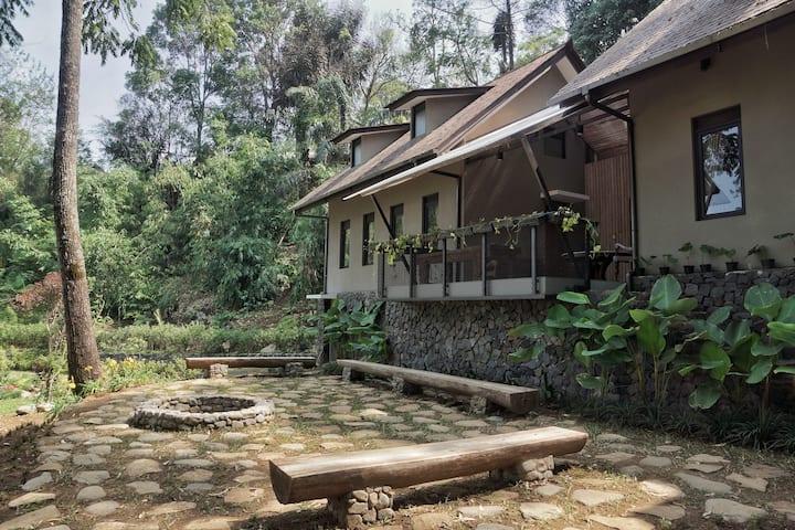 Villa Cendana at Taman Wisata Bougenville