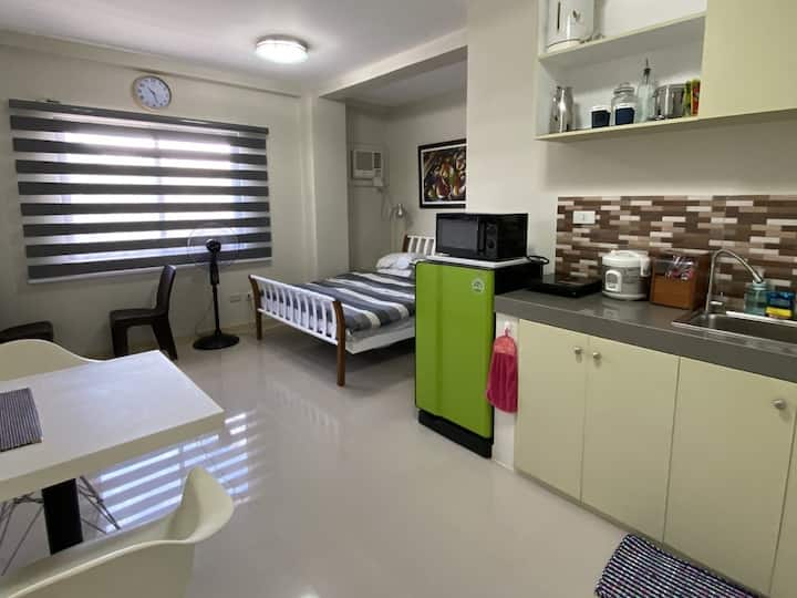 New, Clean, and Spacious Studio  In Las Pinas City