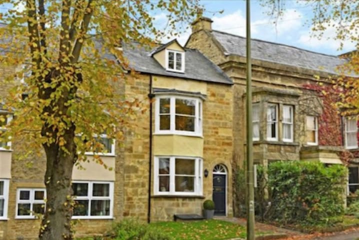 Charming Cotswold townhouse - Chipping Norton - Huis