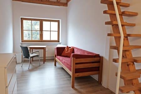 Helles, ruhiges Zimmer in Dorfrandlage in Wengen - Dießen am Ammersee
