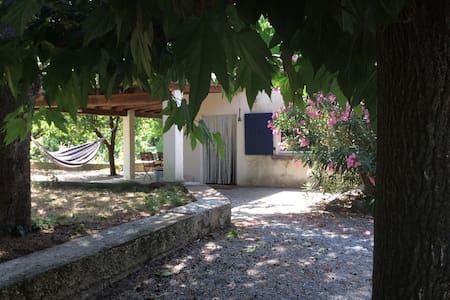 Oase in wandelgebied - Saint-Hippolyte-du-Fort