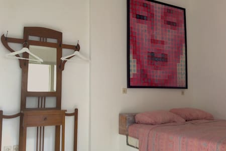 The Patio Yogya - Lovers Bird Room