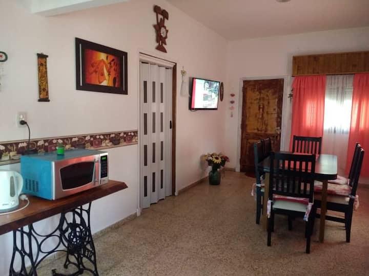 Casa familiar linda, ideal para pasar verano