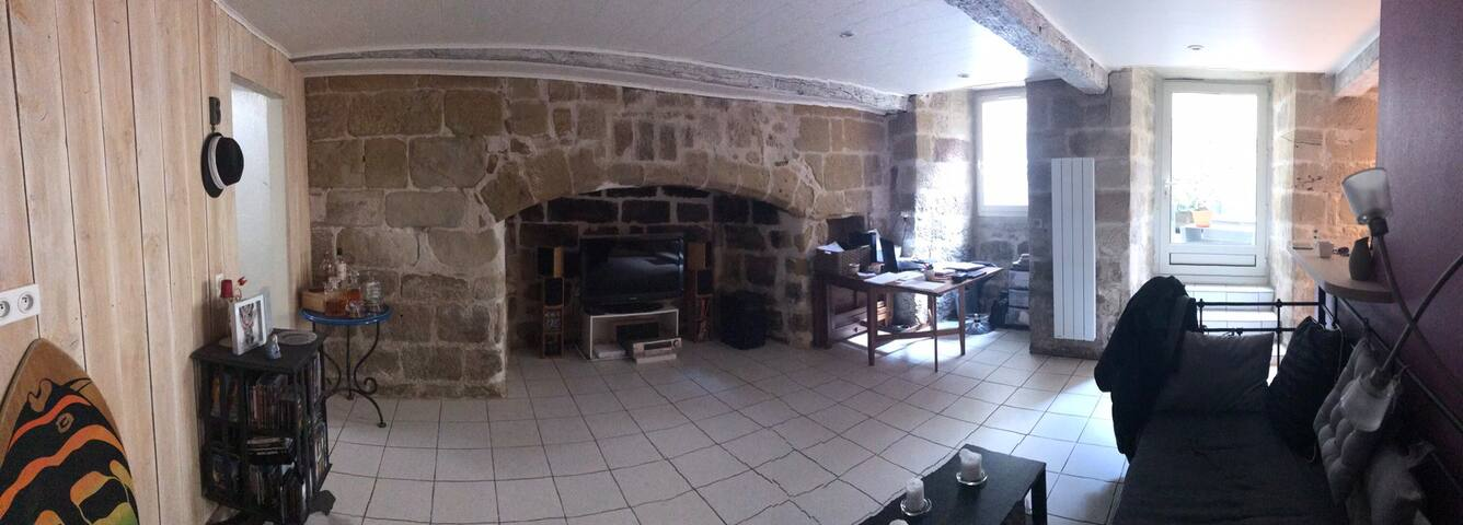 Ben's APPART Appartement avec terrasse privée svv