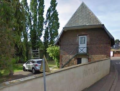 la grange - Sacquenville - 一軒家