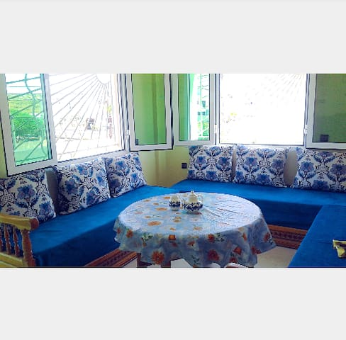 Beau Appartement a Moulay Bouselham