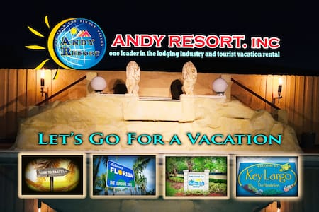 ANDY RESORT. Inc  October FLASH SALE