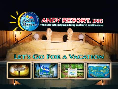 ANDY RESORT. Inc FLASH SALE April 25 to April 30