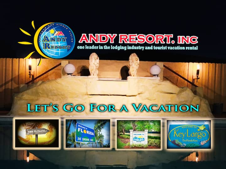ANDY RESORT. Inc FLASH SALE April 25 to April 30