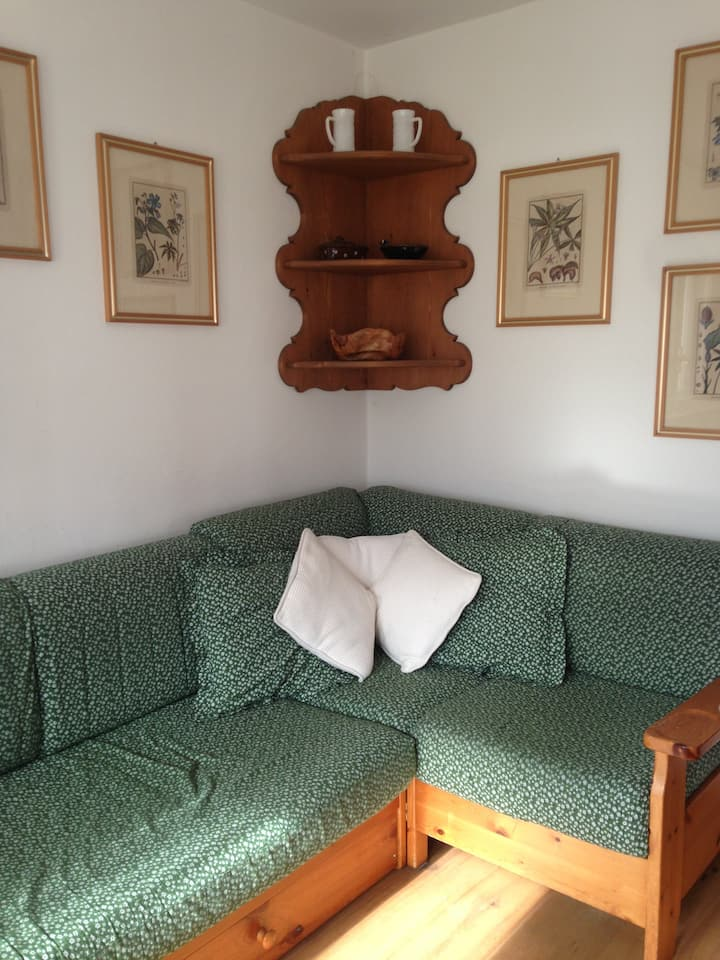 Central apartment few meters from Faloria cableway