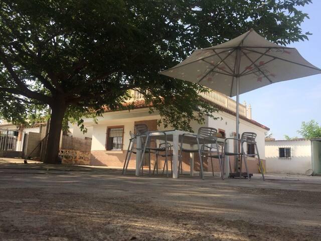 Villa espagnole