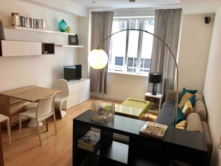 Modern Apartment in Northern Quarter, City Centre