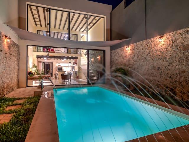 Casa Arturo - Perfect Santiago location!