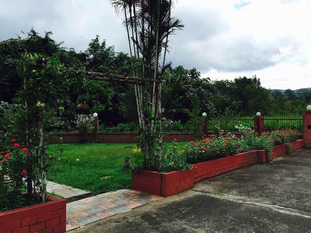 Lily's Cottage - Kuching - Casa