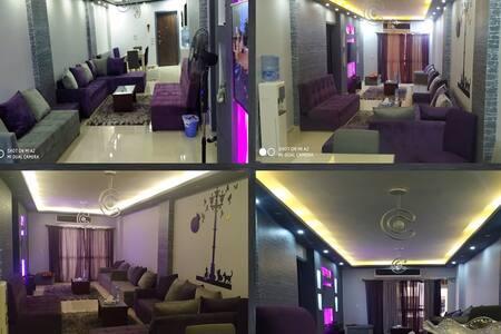 سوبر لوكس 3 غرف مكيفة بكمبوند تاون فالي المريوطية