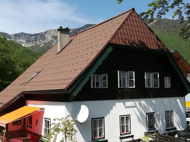 Ferienwohnung Weissenbach  80qm