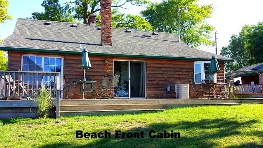 Beachfront Cabin