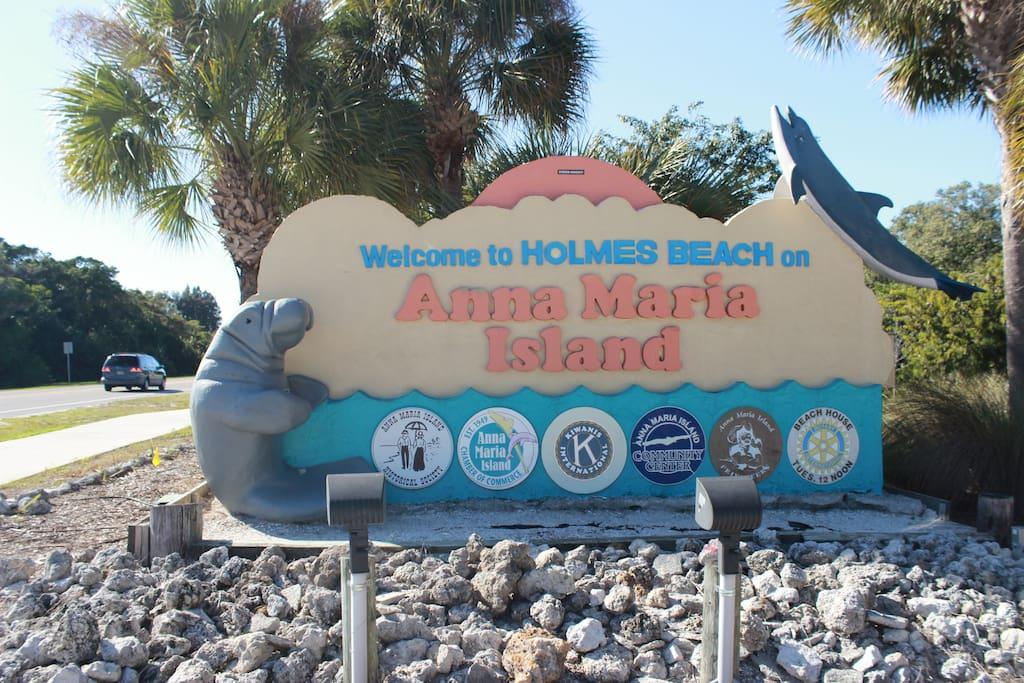 Anna Maria Island Beaches voted best white sand beaches!