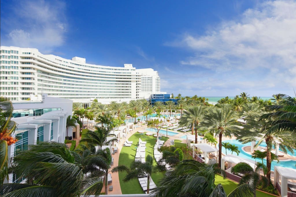 Airbnb Apartment On Miami Beach