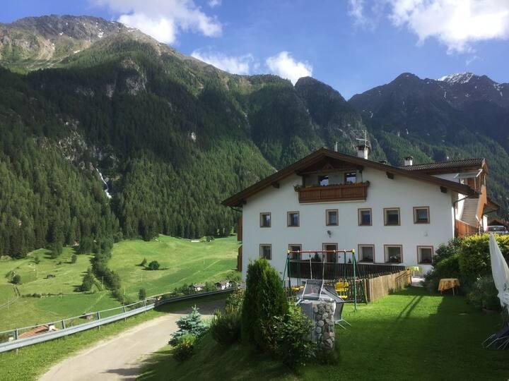 Bauernhof/agritur Mairulrich 3 Südtirol/Alto Adige