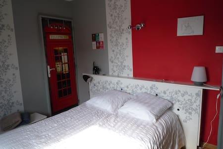 Chambre confort pour deux personnes - Colmar - Hus