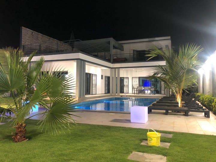 Villa SAFYA