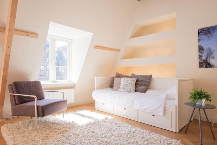 Cozy studio with terrace