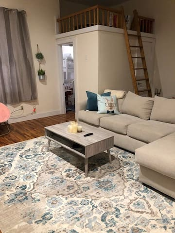 Charming UWS apartment 1block to Central Park