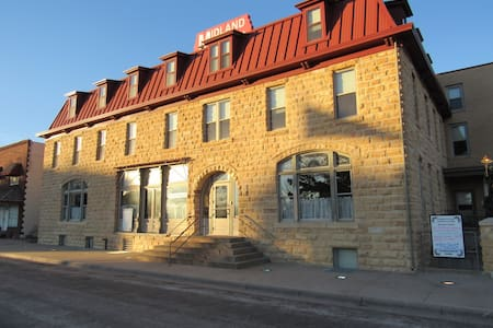 Historic Midland Railroad Hotel R2 - Wilson - Szoba reggelivel